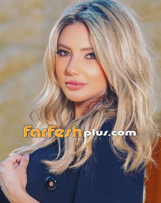صورة رقم 4 - أنجيلا بشارة تهاجم إعلامية شككت في حملها من وائل كفوري قبل الزواج