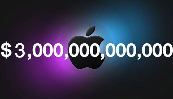 آبل ستصبح أول شركة بالعالم قيمتها 3 تريليونات دولار.. والسبب آيفون 13 صورة رقم 1