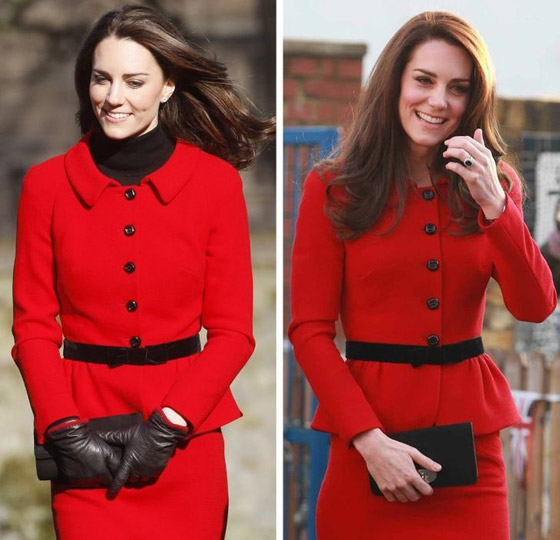 حيل وإكسسوارات تستخدمها نساء العائلة البريطانية المالكة لمظهر مثالي صورة رقم 5
