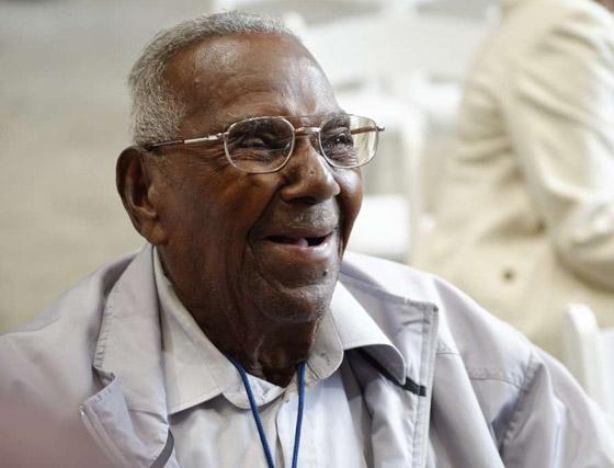 صورة رقم 11 - آخر جندي شارك بالحرب العالمية الثانية مازال على قيد الحياة بعمر 112