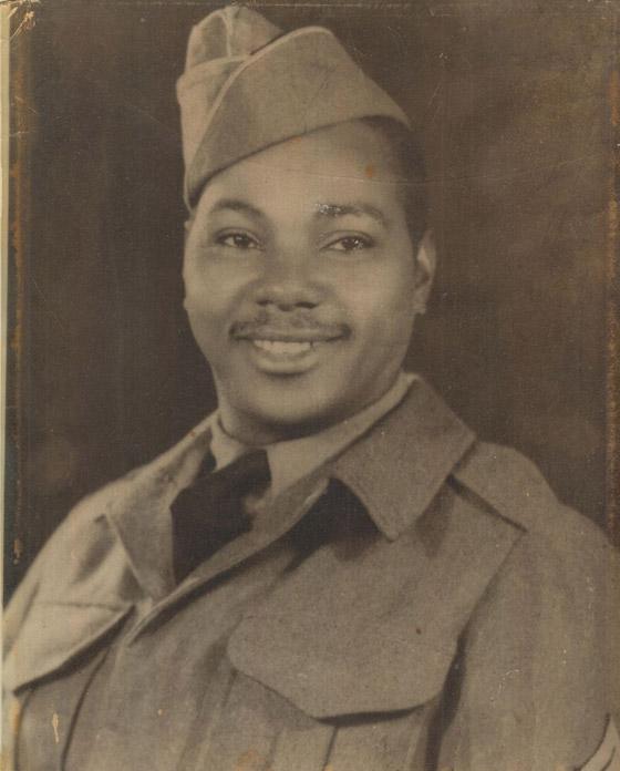 صورة رقم 13 - آخر جندي شارك بالحرب العالمية الثانية مازال على قيد الحياة بعمر 112