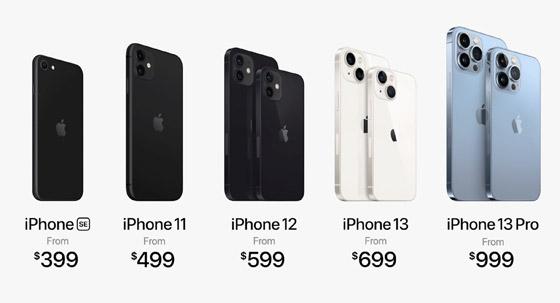 صورة رقم 1 - آبل تكشف رسميا عن أيفون 13 الجديد.. إليكم سعره ومواصفاته
