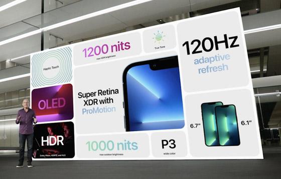 صورة رقم 9 - آبل تكشف رسميا عن أيفون 13 الجديد.. إليكم سعره ومواصفاته