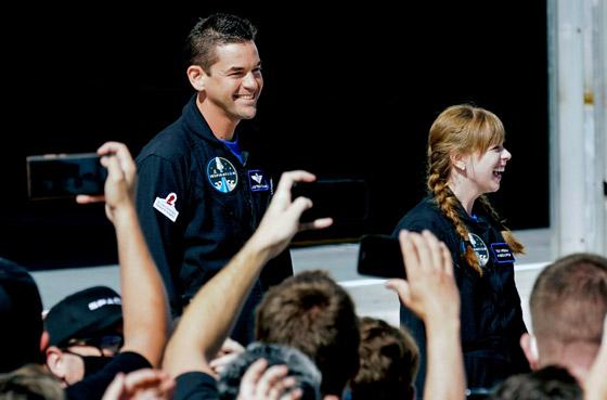 صورة رقم 5 - حدث تاريخي: إطلاق أول رحلة سياحية إلى الفضاء وعلى متنها مدنيون
