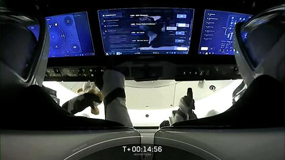 صورة رقم 6 - حدث تاريخي: إطلاق أول رحلة سياحية إلى الفضاء وعلى متنها مدنيون