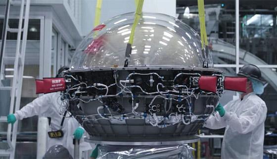 صورة رقم 12 - حدث تاريخي: إطلاق أول رحلة سياحية إلى الفضاء وعلى متنها مدنيون