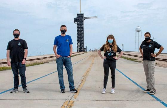 صورة رقم 16 - حدث تاريخي: إطلاق أول رحلة سياحية إلى الفضاء وعلى متنها مدنيون