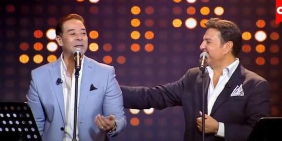 صورة رقم 2 - فيديو هاني شاكر يفج ر مفاجأة: عمرو دياب تنازل لي عن اغنية بتحبيه!