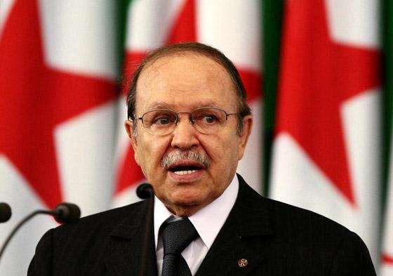 صورة رقم 3 - وفاة الرئيس الجزائري السابق عبد العزيز بوتفليقة عن عمر 84 عاما