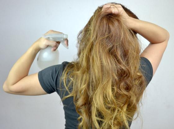 صورة رقم 5 - وصفات طبيعية سحرية.. بخاخ تكثيف الشعر بالشاي والزنجبيل