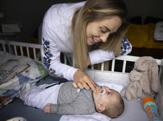 صورة رقم 8 - طفل لم يبكِ منذ وُلد! مرض نادر بدون اسم يحرم مولودا من حالته الطبيعية
