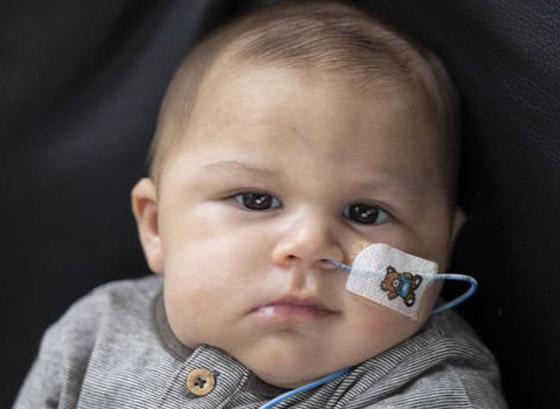 صورة رقم 10 - طفل لم يبكِ منذ وُلد! مرض نادر بدون اسم يحرم مولودا من حالته الطبيعية
