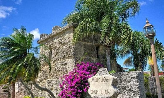 صورة رقم 4 - قلعة المرجان.. وراء كل رجل عظيم قصة حب لم تكتمل