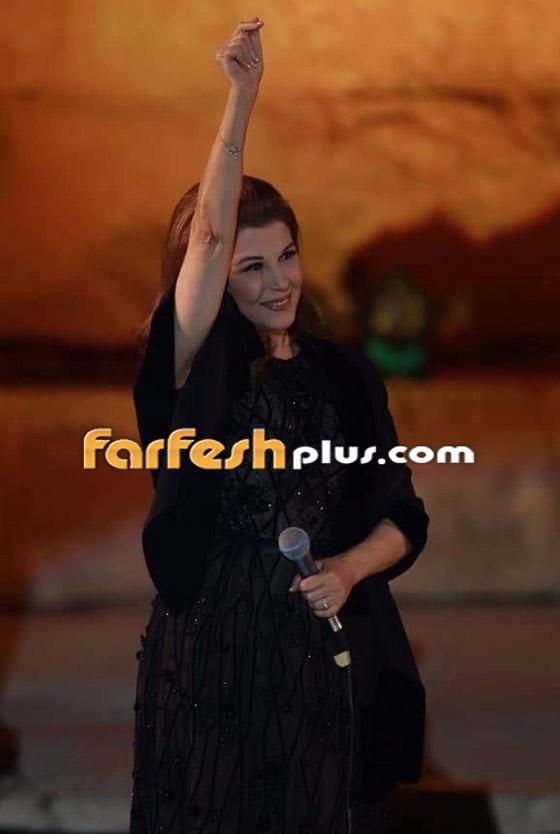 فيديوهات وصور: ماجدة الرومي تتعرض للإغماء في مهرجان جرش وتقلق جمهورها.. ما السبب؟ صورة رقم 6