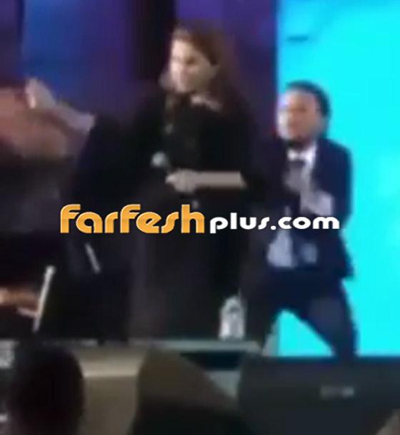 فيديوهات وصور: ماجدة الرومي تتعرض للإغماء في مهرجان جرش وتقلق جمهورها.. ما السبب؟ صورة رقم 3
