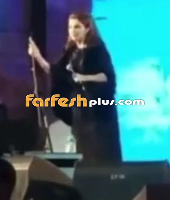 فيديوهات وصور: ماجدة الرومي تتعرض للإغماء في مهرجان جرش وتقلق جمهورها.. ما السبب؟ صورة رقم 2