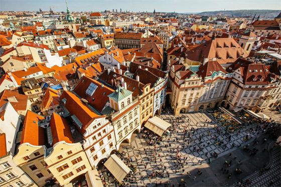 صورة رقم 2 - اختيار مدينة براغ السحرية كأجمل مدينة في العالم للعام 2021.. صور