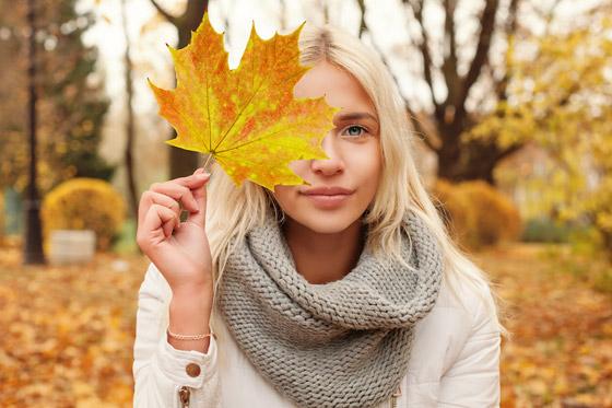 صورة رقم 7 - نصائح هامة للعناية بالبشرة في الخريف