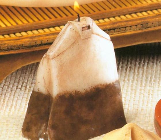 صورة رقم 4 - شاهد بالصور: أغرب أشكال الشموع