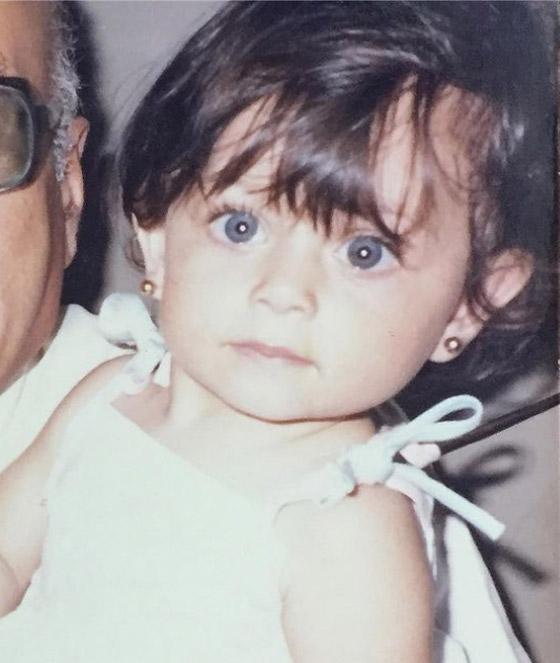 صورة هبة مجدي في طفولتها.. جمال ساحر وموهبة التمثيل والغناء ورقص الباليه صورة رقم 1