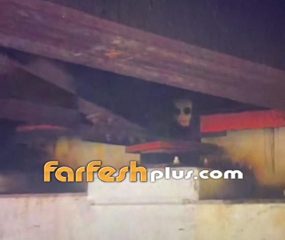 صورة رقم 6 - فيديو مرعب لمخلوق مخيف يختلس النظر من تحت جسر! ما هو؟