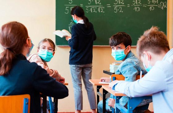 صورة رقم 2 - نصائح من الصحة العالمية للحفاظ على سلامة الطلاب والمعلمين بزمن كورونا