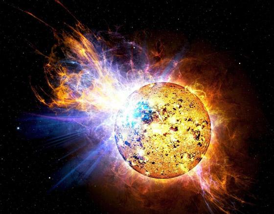 صورة رقم 6 - عاصفة شمسية كارثية قد تنهي العالم، والتحذير بشأنها قبل يوم واحد فقط!