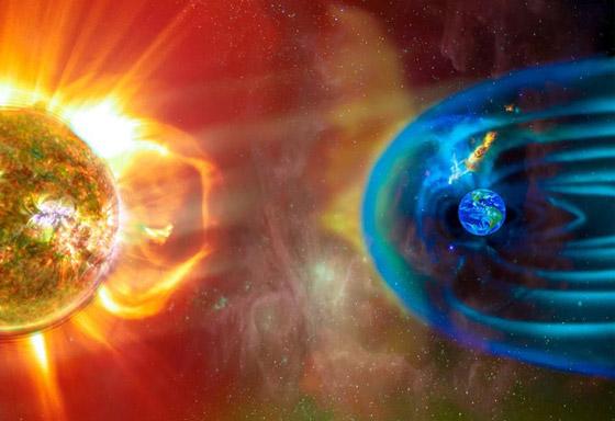 صورة رقم 8 - عاصفة شمسية كارثية قد تنهي العالم، والتحذير بشأنها قبل يوم واحد فقط!