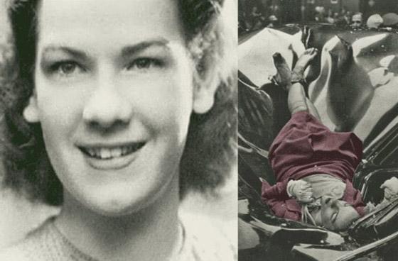 أجمل انتحار بالعالم.. الشابة إيلين ماكهيل نالت لقبا خالدا بعد نهاية مأساوية! صورة رقم 8