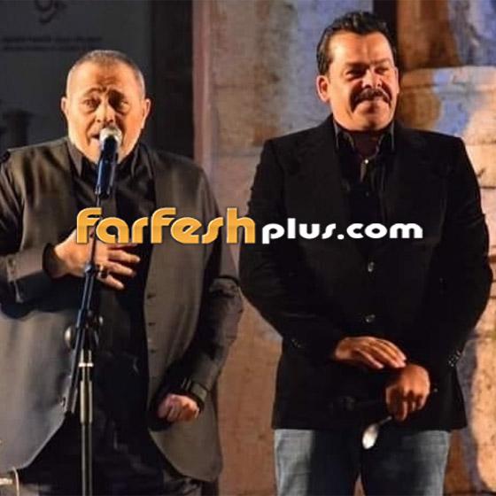 صورة رقم 10 - هل تعدى أبناء جورج وسوف بالضرب على الفنان الأردني منذر رياحنة؟