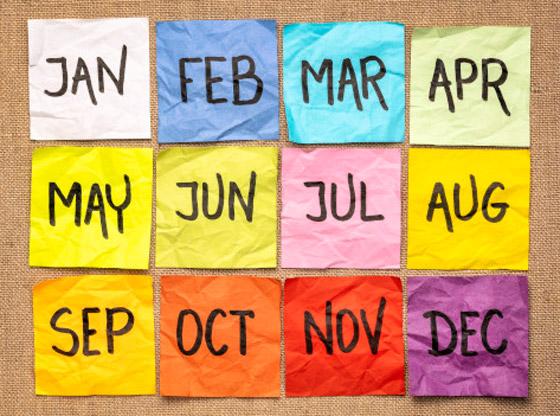 صورة رقم 3 - شهر ولادتكم يكشف صفاتكم الشخصية والمهنية وأسراركم العاطفية!