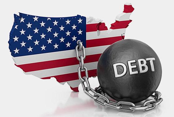 صورة رقم 2 - أكثر دولة مديونة بالعالم.. أمريكا تتخل ف عن سداد 28.5 تريليون دولار!