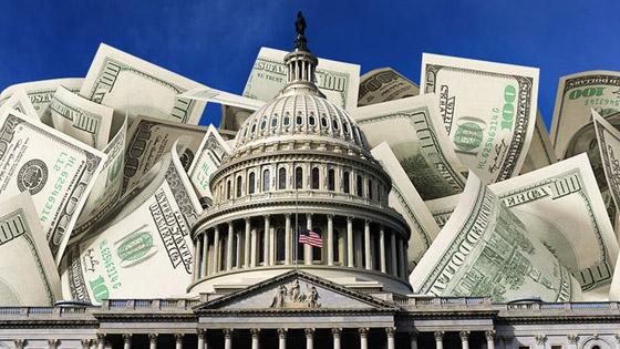 صورة رقم 5 - أكثر دولة مديونة بالعالم.. أمريكا تتخل ف عن سداد 28.5 تريليون دولار!