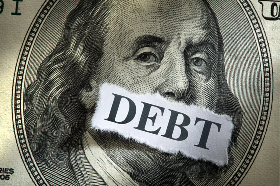 صورة رقم 11 - أكثر دولة مديونة بالعالم.. أمريكا تتخل ف عن سداد 28.5 تريليون دولار!