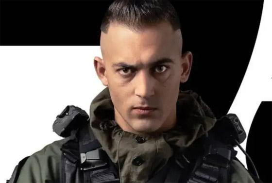 صورة رقم 7 - الجزائري دالي بن صالح يقتحم عالم هوليود، بأحد أدوار البطولة في فيلم