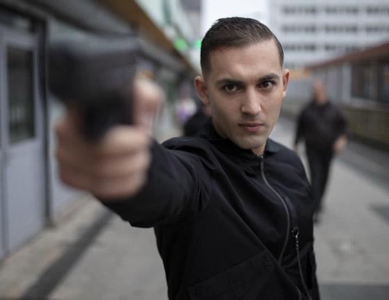 صورة رقم 6 - الجزائري دالي بن صالح يقتحم عالم هوليود، بأحد أدوار البطولة في فيلم