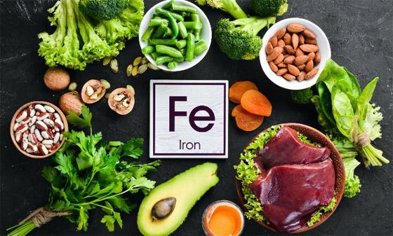صورة رقم 6 - أعراض خطيرة لنقص الحديد في جسم الإنسان.. وإليكم الحل!