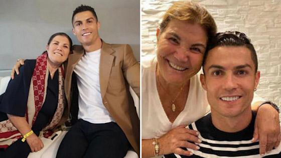 صورة رقم 5 - والدة كريستيانو رونالدو ترفض زواجه من جورجينا رودريغيز