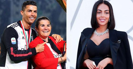 صورة رقم 3 - والدة كريستيانو رونالدو ترفض زواجه من جورجينا رودريغيز