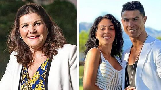 صورة رقم 2 - والدة كريستيانو رونالدو ترفض زواجه من جورجينا رودريغيز