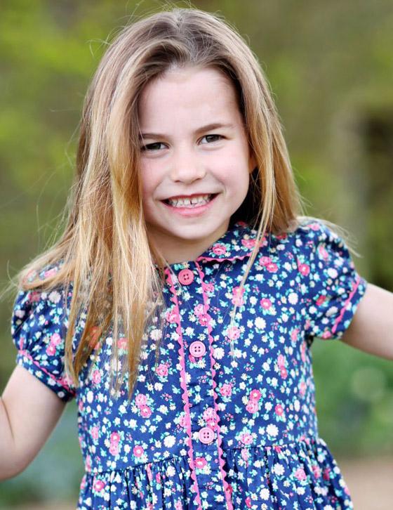 صورة رقم 1 - الأميرة شارلوت (6 سنوات) أغنى صغار العائلة الملكية.. لن تصدق ثروتها!