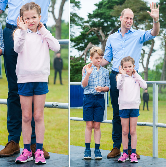 صورة رقم 6 - الأميرة شارلوت (6 سنوات) أغنى صغار العائلة الملكية.. لن تصدق ثروتها!