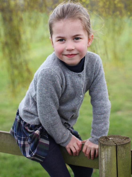 صورة رقم 4 - الأميرة شارلوت (6 سنوات) أغنى صغار العائلة الملكية.. لن تصدق ثروتها!