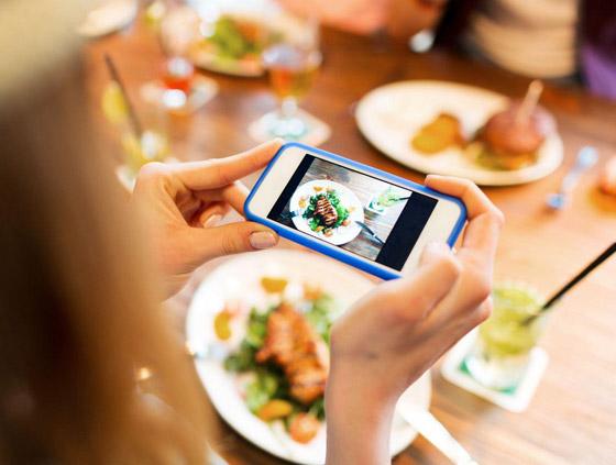 صورة رقم 5 - تحذير سيصدمكم.. لا تصوروا طعامكم وتنشروه بمواقع التواصل أبدا!