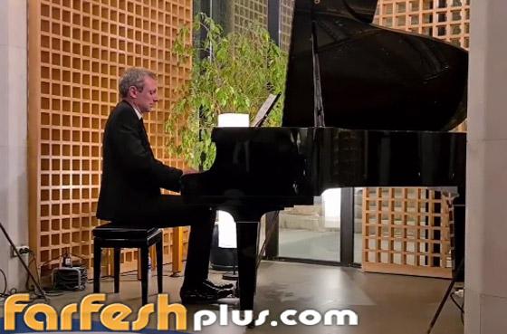 صورة رقم 5 - فيديو: موسيقار عالمي يعزف مقاطع لـ محمد عبده وعبدالمجيد عبدالله بالرياض