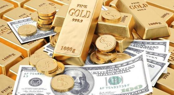 صورة رقم 1 - الذهب يهبط مع ارتفاع الدولار