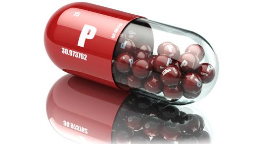 صورة رقم 3 - أعراض تنذر بنقص الفوسفور في الجسم