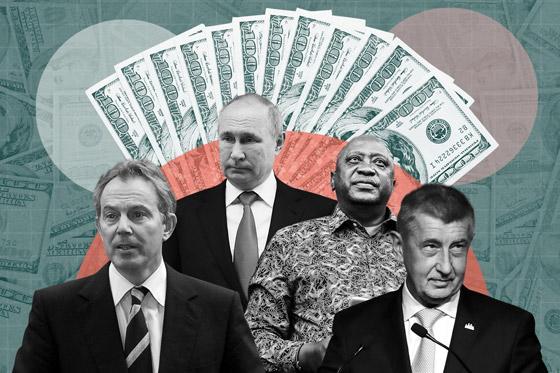 صورة رقم 7 - وثائق باندورا آخرها.. تعرفوا إلى أبرز التسريبات التي هزت عالم المال!