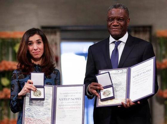 صورة رقم 4 - إليكم الفائزون والفائزات بجائزة نوبل للسلام في السنوات العشر الماضية