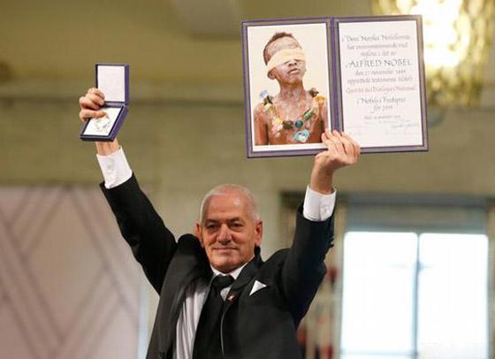 صورة رقم 7 - إليكم الفائزون والفائزات بجائزة نوبل للسلام في السنوات العشر الماضية